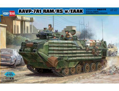 Hobby Boss AAVP-7A1 RAM/RS w/EAAK 1:35 (82416)