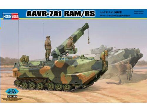 Hobby Boss AAVR-7A1 RAM/RS 1:35 (82417)