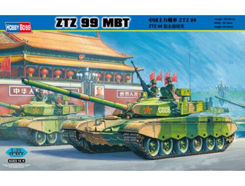 Hobby Boss PLA ZTZ 99 1:35 (82438)