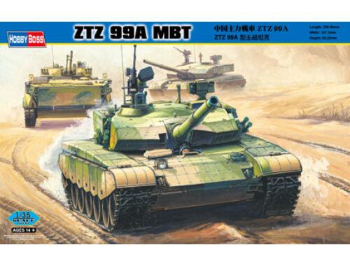 Hobby Boss PLA ZTZ 99A 1:35 (82439)
