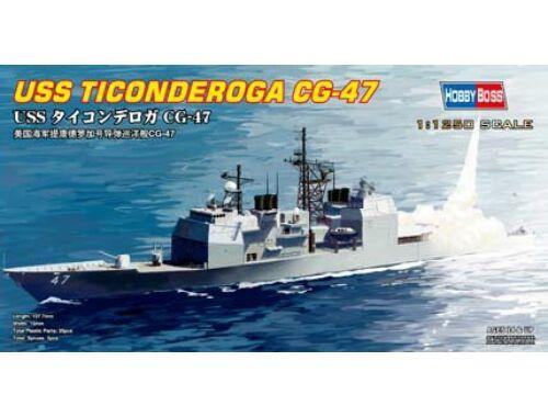 Hobby Boss USS TICONDEROGA CG-47 1:1250 (82501)