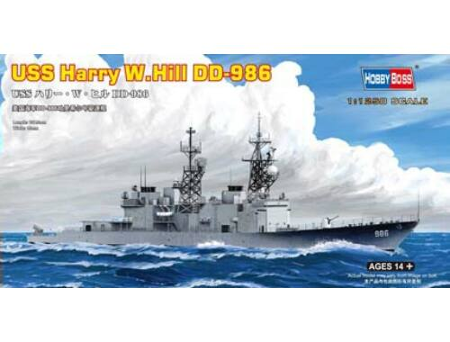 Hobby Boss USS Harry W. Hill D-986 1:1250 (82506)
