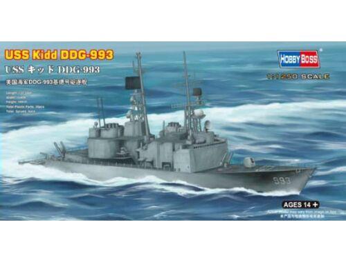Hobby Boss USS Kidd DDG-993 1:1250 (82507)