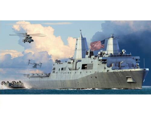 Hobby Boss USS New York (LPD-21) 1:700 (83415)