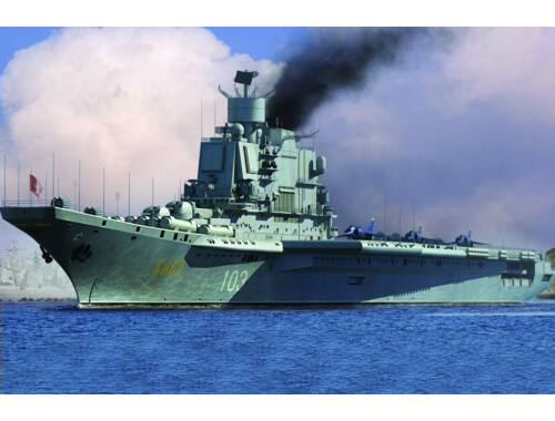 Hobby Boss Soviet Aircraft Carrier Baku 1:700 (83416)