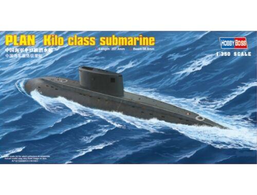 Hobby Boss PLAN Kilo class submarine 1:350 (83501)
