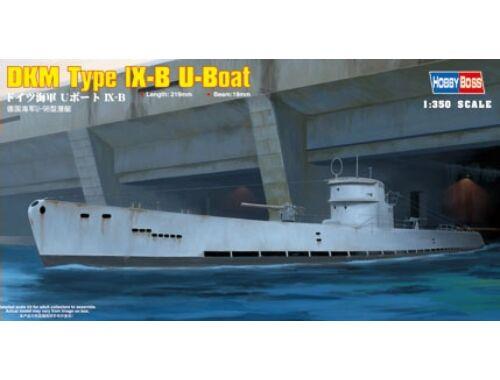 Hobby Boss DKM Type IX-B U-Boat 1:350 (83507)