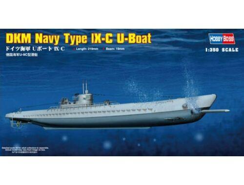 Hobby Boss German Navy Type IX-C U-Boat 1:350 (83508)