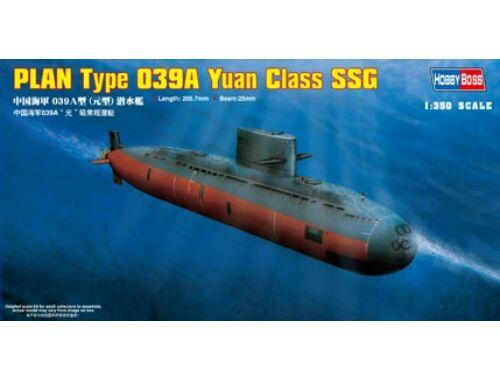 Hobby Boss PLAN Type 039A Yuan Class Submarine 1:350 (83510)