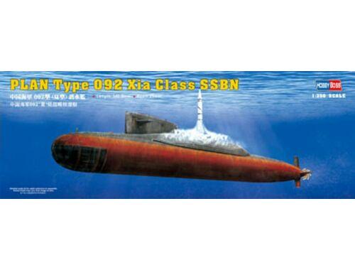 Hobby Boss PLAN Type 092 Xia Class Submarine 1:350 (83511)
