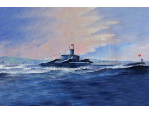 Hobby Boss PLA Navy Type 033G Wuhan Class 1:350 (83516)
