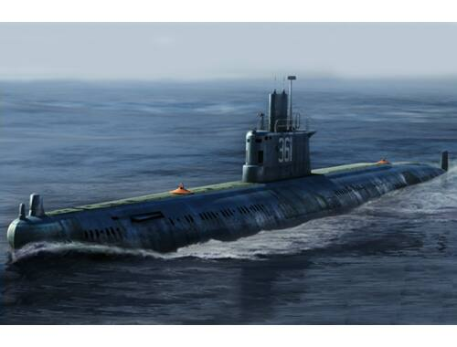 Hobby Boss PLA Navy Type 035 Ming Class 1:350 (83517)