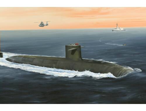 Hobby Boss French Navy Le Triomphant SSBN 1:350 (83519)