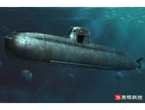 Hobby Boss German Navy Type 212 Attack Submarine 1:350 (83527)