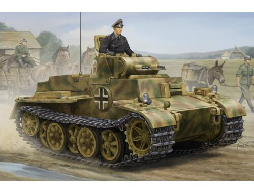 Hobby Boss German Pzkpfw.I Ausf.F (VK1801)-Late 1:35 (83805)