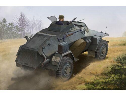 Hobby Boss German Sd.Kfz.221 Leichter Panzerspahwag 1:35 (83811)