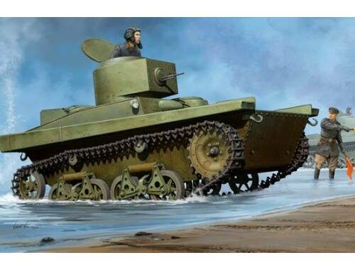 Hobby Boss Soviet T-37A Light Tank (Podolsk) 1:35 (83819)