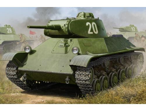 Hobby Boss Russian T-50 Infantry Tank 1:35 (83827)