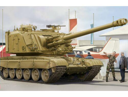 Hobby Boss GCT 155mm AU-F1 SPH Based on T-72 1:35 (83835)