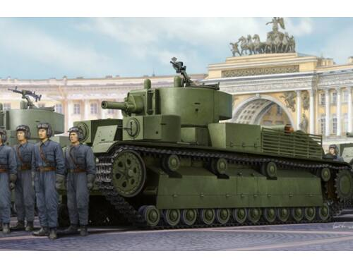 Hobby Boss Soviet T-28E Medium Tank 1:35 (83854)