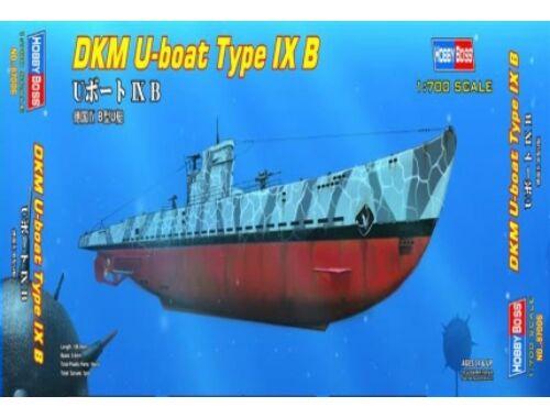 Hobby Boss DKM U-boat Type IX B 1:700 (87006)