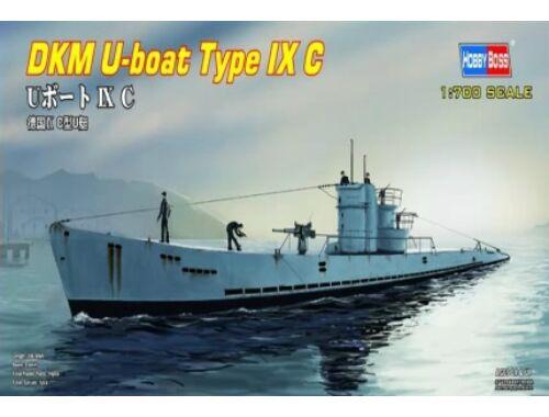 Hobby Boss DKM U-boat Type IX C 1:700 (87007)