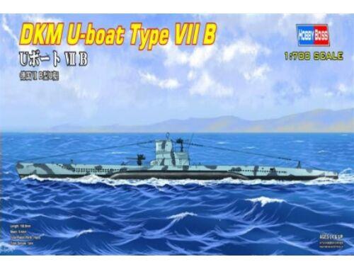 Hobby Boss DKM U-boat Type VII B 1:700 (87008)