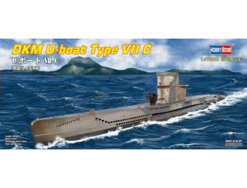 Hobby Boss DKM U-boat Type VII C 1:700 (87009)