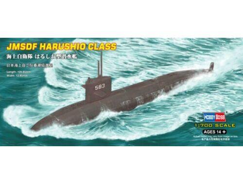 Hobby Boss JMSDF Harushio Class 1:700 (87018)
