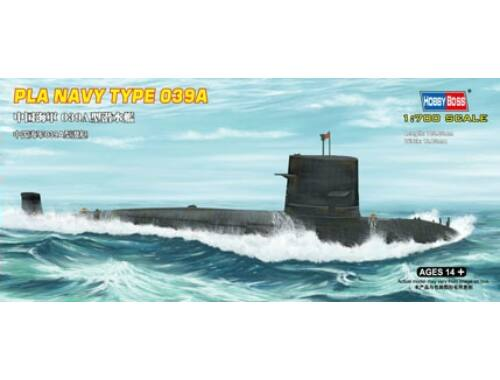 Hobby Boss PLA Navy Type 039A 1:700 (87020)