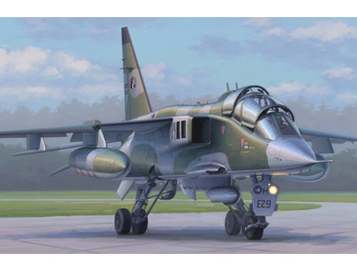 Hobby Boss French Jaguar E 1:72 (87259)