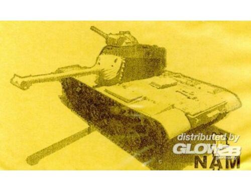 Hobby Fan M48A1 Patton Tank Conversion 1:35 (HF025)