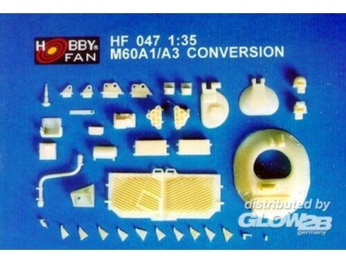 Hobby Fan M60A1/A3 Conversion 1:35 (HF047)