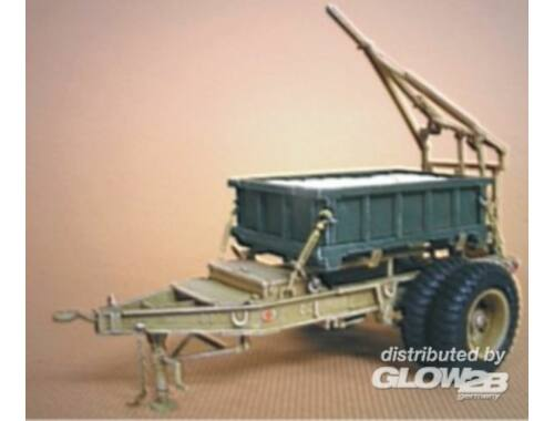 Hobby Fan M58 Mine Cleaning Line Charge/M200A1 Tr. 1:35 (HF056)