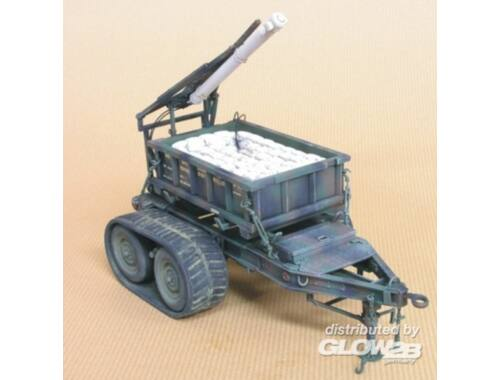 Hobby Fan M58 Mine Cleaning Line Charge/M200 Tr. 1:35 (HF058)