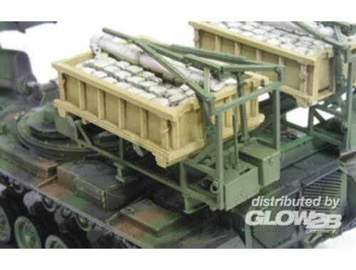 Hobby Fan M48A5 AVLM Armored Vehi. Launched MICLIC 1:35 (HF059)