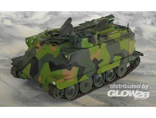 Hobby Fan Swedish APC/PBV 3026 MEDEVAL vehicle 1:35 (HF067)