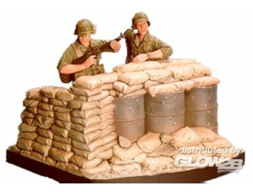 Hobby Fan U.S. Airborne in Vietnam war of Pos. w/B 1:35 (HF520)