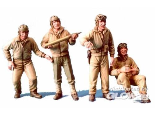 Hobby Fan U.S. M10 Tank Crew 1:35 (HF521)