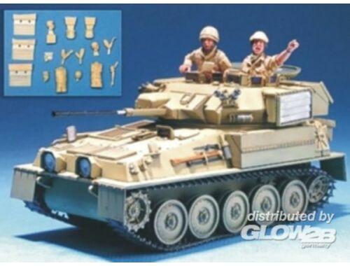 Hobby Fan Brit. Tank Crew w/Access.(Op.Iraqi Free. 1:35 (HF566)