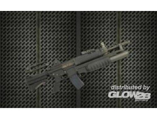 Hobby Fan Resin arms 1/4 R.O.C. T91 RIFLE-T85 1:35 (HF615)