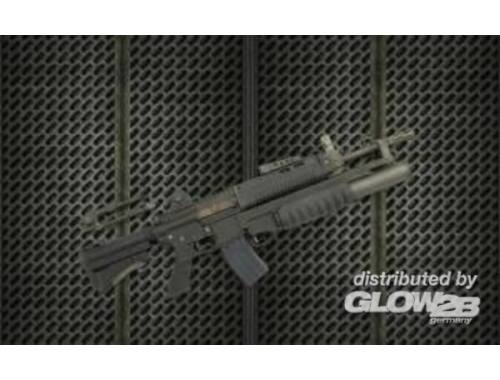 Hobby Fan Resin arms 1/4 R.O.C. T91 RIFLE-T85 1:35 (HF615)