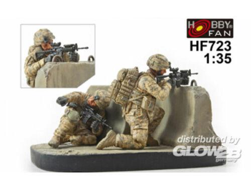 Hobby Fan USMC In Afghanistan Counteroffensive-2Fi 1:35 (HF723)