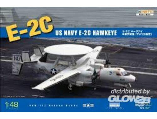 Kinetic E-2C USN (4 Blades) 1:48 (48013)