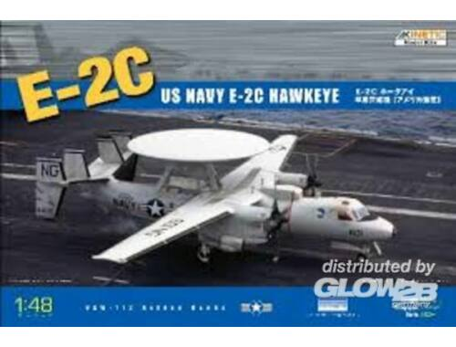 Kinetic E-2C USN Hawkeye 1:48 (48013)