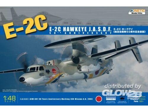 Kinetic E-2C Hawkeye JASDF 1:48 (48014)