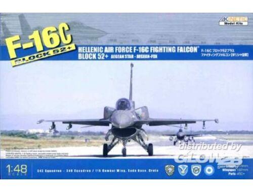 Kinetic F-16C Block 52 Hellenic AF 1:48 (48028)