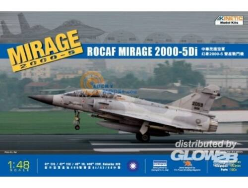 Kinetic Mirage 2000D-5i ROCAF 1:48 (48037)