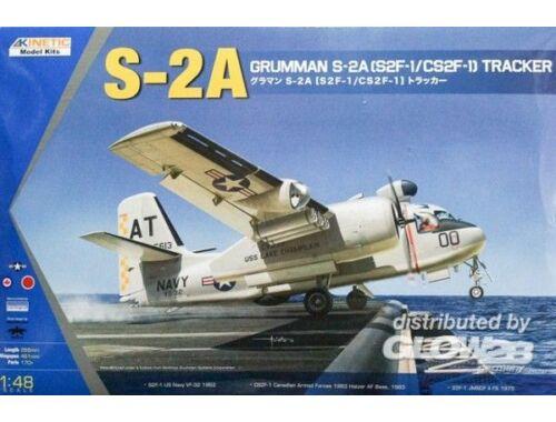 Kinetic Grumman S-2A Tracker 1:48 (48039)