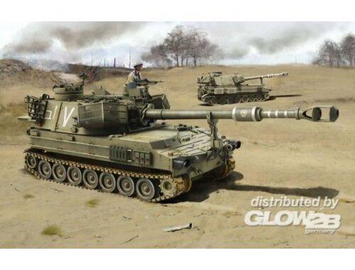 Kinetic IDF M109 Doher/Rocher 1:35 (61009)